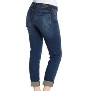 Kut from the Kloth Cleaned Up Katy Boyfriend Jeans